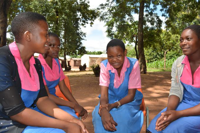 Girls like these continue to face various forms of abuse in Malawi