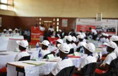 100 children from Mwanza and Neno districts participated in the 2017 District Children's Parliament