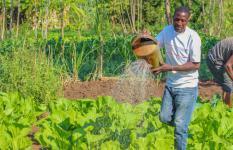 Namate water his new livelihood